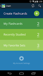 Cram.com Flashcards- screenshot thumbnail