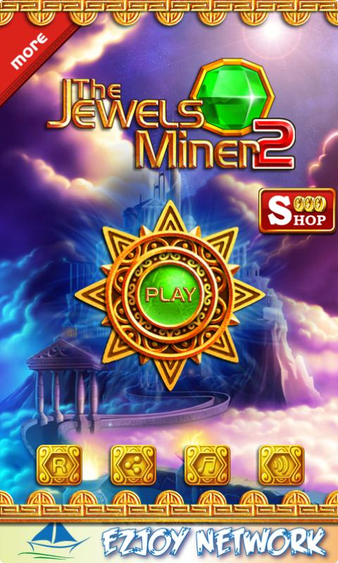 Jewels Miner 2- screenshot
