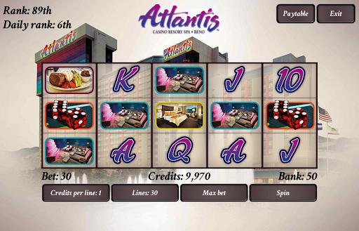 Atlantis Reels - Slot Contests