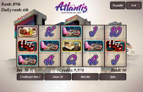 Atlantis Reels - Slot Contests - screenshot thumbnail