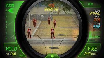 Screenshot of Sniper - Zombie Killer