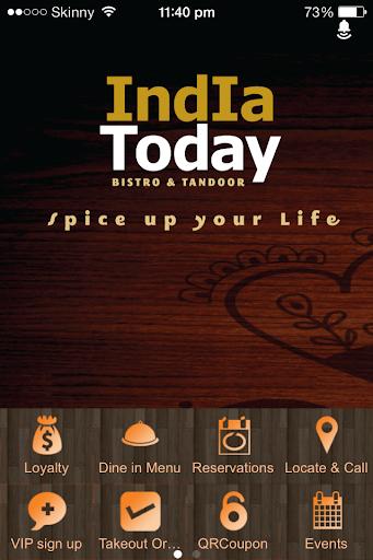 India Today Bistro