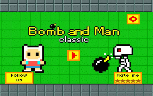 Bomb And Man Classic