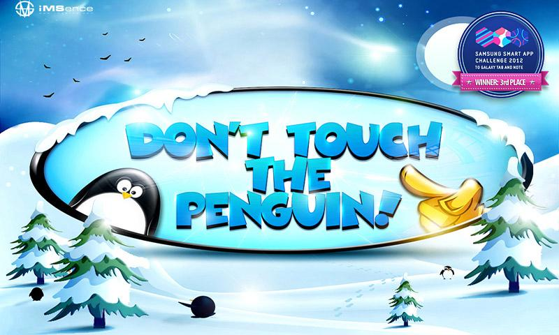 Don't Touch the Penguin - screenshot