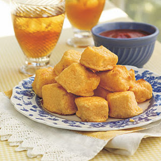Cheese Bread Bites