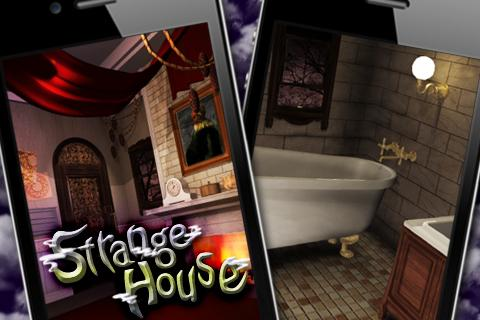 Escape room: Strange House - screenshot