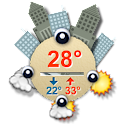 TSF Weather Widget logo