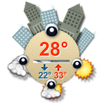 TSF Weather Widget 2.1 Apk