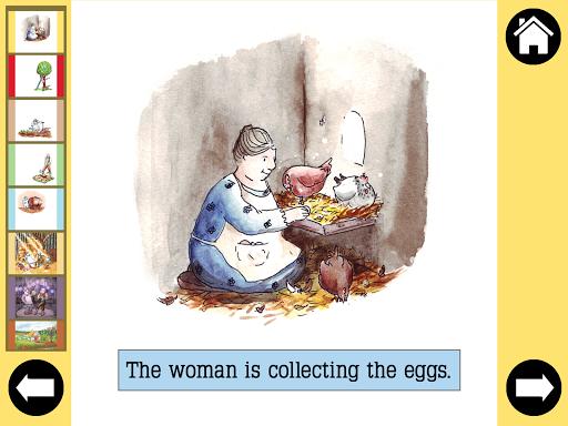 【免費書籍App】The Woman (Children's Book)-APP點子
