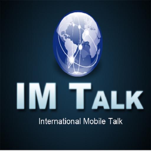 通訊必備App|IM TALKing LOGO-綠色工廠好玩App