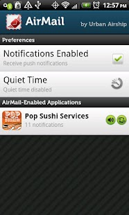 Pop Sushi Net Services Beta- screenshot thumbnail