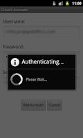 Screenshot of Lotus iNotes Client