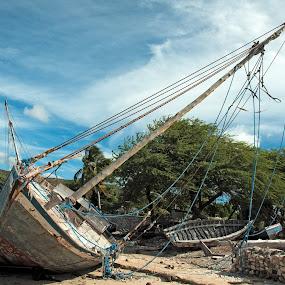 by Al Duke - Transportation Boats ( water, device, transportation )