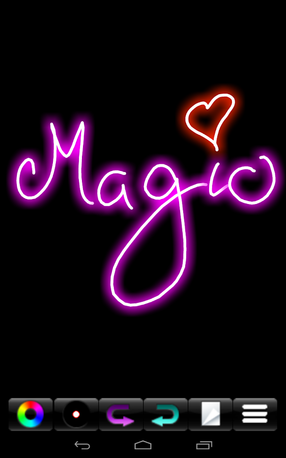 MagicMarker- screenshot