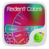 Radiant Colors Keyboard Theme APK
