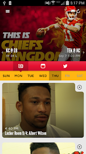 Chiefs Mobile- screenshot thumbnail
