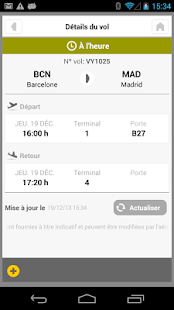 Vueling - screenshot thumbnail