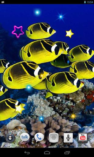 玩免費個人化APP|下載Underwater World Gallery LWP app不用錢|硬是要APP
