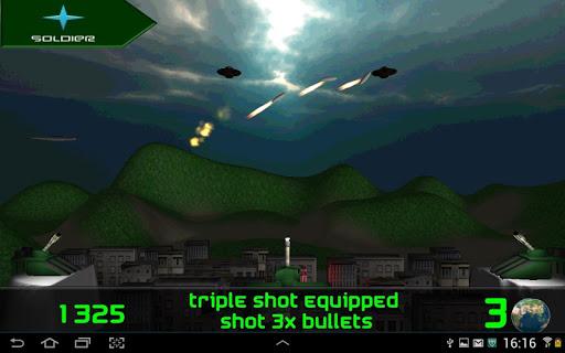 City Defense: Alien Invasion