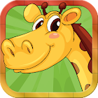 Wild Animals Puzzles for Kids icon