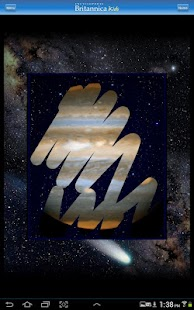 Britannica Kids: Solar System- screenshot thumbnail