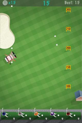 Golf RAnGE Pro - screenshot