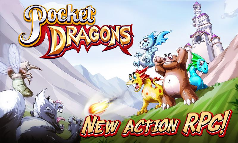 Pocket Dragons RPG - screenshot