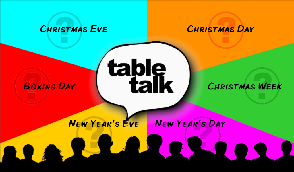 Table Talk for Christmas Free- screenshot