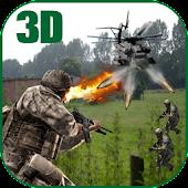 Commando Battle War 3D