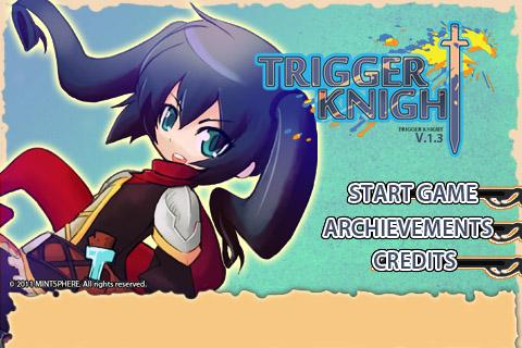 Trigger Knight (Past Build) - screenshot