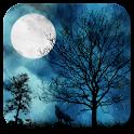 Moonlight Live Wallpaper Free icon