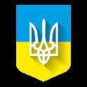 Український герб живi шпалери icon