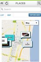 Screenshot of Safindit Mobile