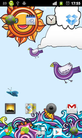 Cute Nature Live Wallpaper 3.0.5 screenshot 2089294