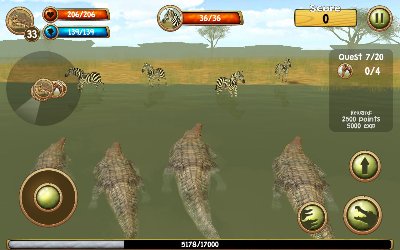 Wild-Crocodile-Simulator-3D 19