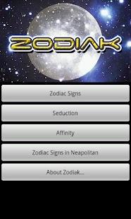 Zodiak- screenshot thumbnail