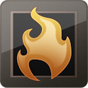 Fireplace HD logo