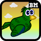 Silly Parrot icon