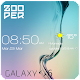 Zooper Widget skin Galaxy S6 v1.0.0