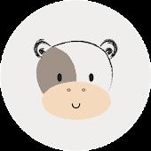Cute Cow Lantern!!