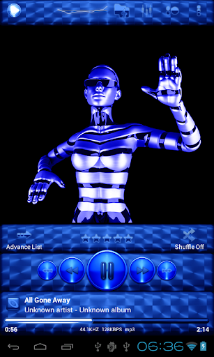 Poweramp Xperia Skin v1.8 Apk - Download Android Apps & Games
