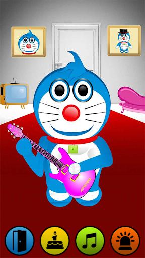 【免費娛樂App】Talking DoraCat-APP點子