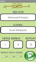 Screenshot of Quran Memorization (Hafiz)