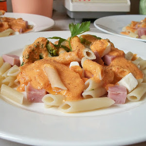 Penne Pasta with Chipotle