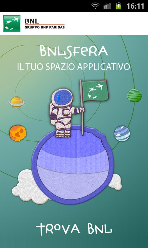 Trova BNL- screenshot