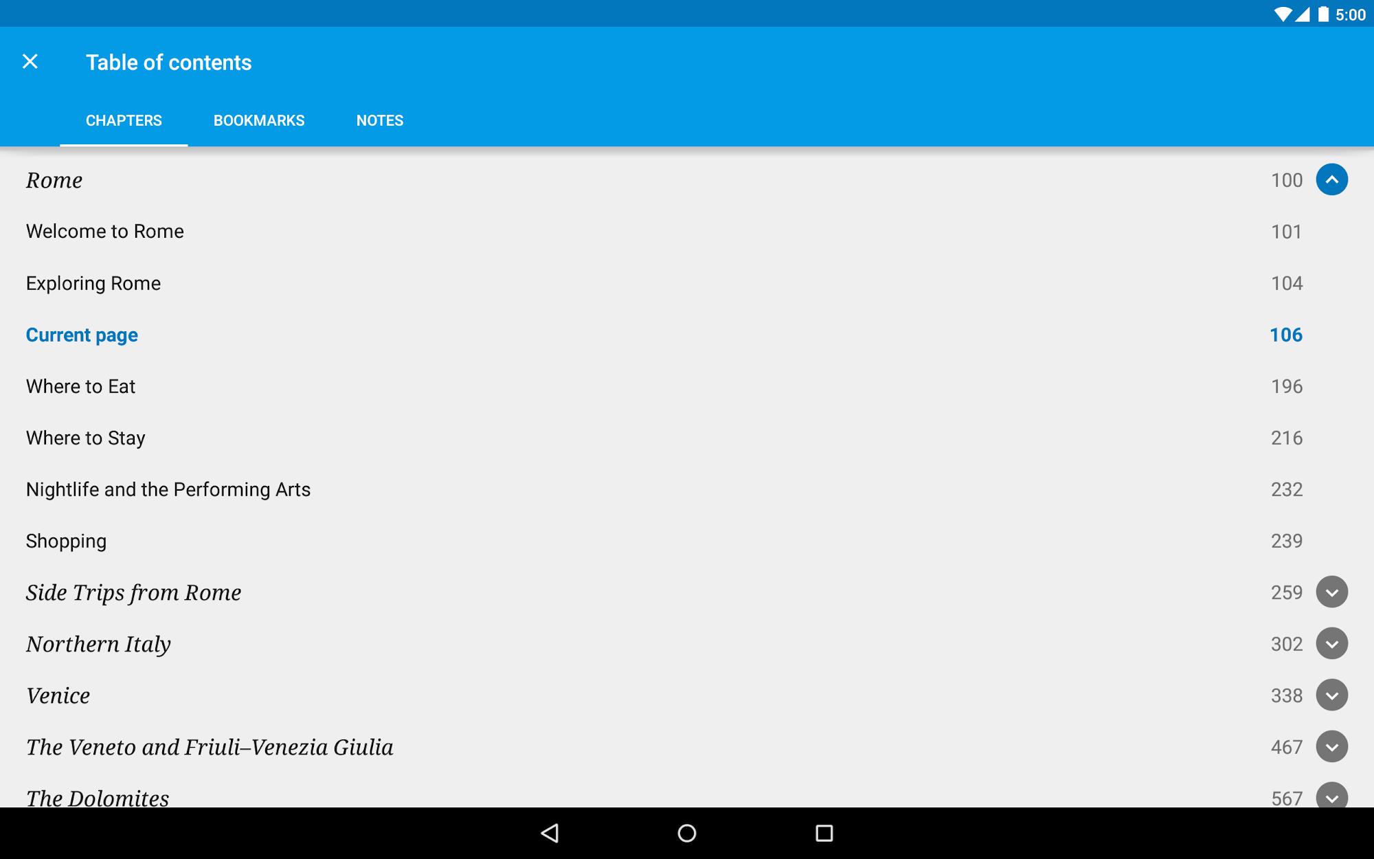 Google Play Books screenshot #13