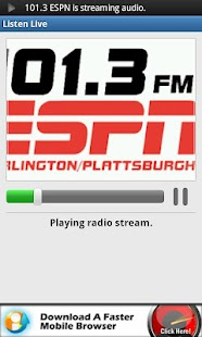 101.3 ESPN - screenshot thumbnail