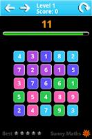 Screenshot of Sunny Maths Lite