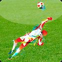 كرة القدم الحية logo