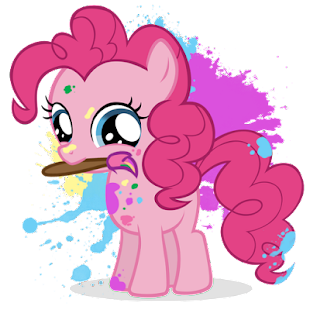 Little Princess Pony Coloring